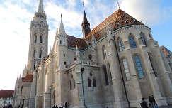 Mátyás templom,Budapest