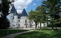 Tiszadob - Andrássy-kastély