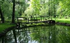 Magyarország, Mátészalka, kastélyszálló parkja