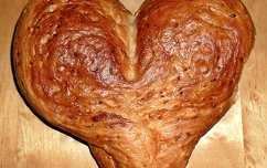 Valentin napi kenyér
