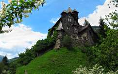 Burg Falkenstein, Ausztria