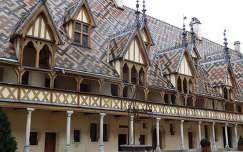 Franciaorszag - Beaune - Hotel Dieu (XV. sz