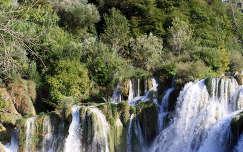 Krka Nemzeti Park, Horvátország