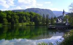 Bohinj tó