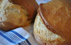 Házi kenyér, öregtésztából
