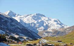 Andermatt, Svájc