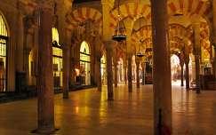 Spanje  Cordoba Mezquita - CATEDRAL ( Kathedraal inside Moskee)