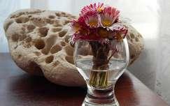 százszorszép virágcsokor és dekoráció