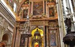 Cordoba - Spain, Kathedraal in  Moskee
