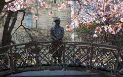 Budapest,Nagy Imre szobra