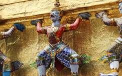 bangkok szobor