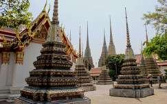 Sztupák - Wat Pho/Bangkok
