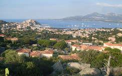 Franciaország - Korzika - Calvi, Citadella