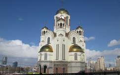 oroszország templom