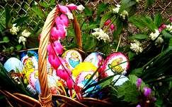 szívvirág tojás húsvét