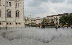 Budapest,Kossuth tér