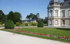 Keszthely, Festetics kastély park