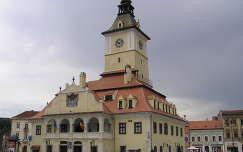 Erdély Brassó városháza