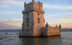 Torre de Belém, Lisszabon, Portugália