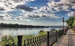 Vác - Duna-part