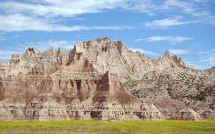 Badlands National Monument South  Dakota 2009