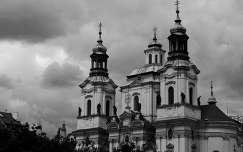 Prága, Óvárosi Negyed, Szent Miklós templom