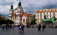 Prága - Főtér