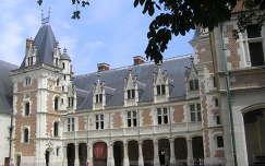 Franciaország  Blois  Loire menti kastély