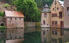 Németország Maspelbrunni kastély