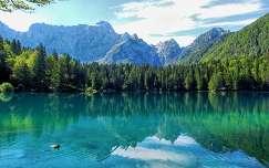 Fusine tó