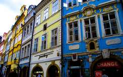 Prága - belváros