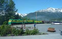 Alaszkai vasút