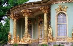 Németország - Potsdam, Kínai teaház