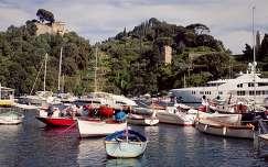 Portofino kikötő