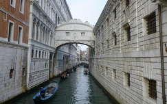 Sóhajok hídja (Ponte dei Sospiri)