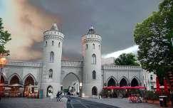 Németország - Potsdam, Naueni kapu