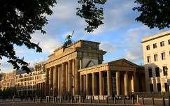 Németország - Berlin, Brandenburgi kapu