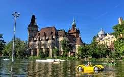 magyarország vajdahunyad vára budapest várak és kastélyok