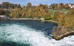 Rajna vízesés, Svájc