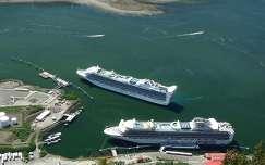Alaszka hajókikötő