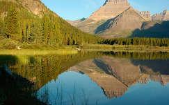Swiftcurrent-tó, Glacier-Nemzeti Park