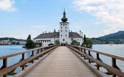 Seeschloss Orth Am TraunseeTavi Kastély_Ausztria