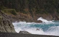 Megvadult hullámok Olaszországban