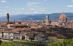 Firenze, árnyék és fény