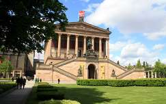 Németország, Berlin - Nemzeti Galéria