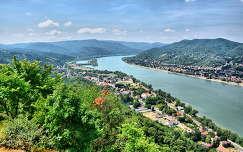 a Dunakanyar,Visegrád