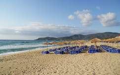 Sarti - görög tengerpart