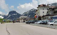 Pordói hágó,Olaszország,Dolomitok
