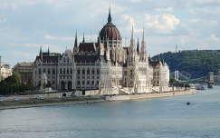 Budapest,Parlament