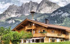 Ausztria, Tirol, St. Johan in Tirol